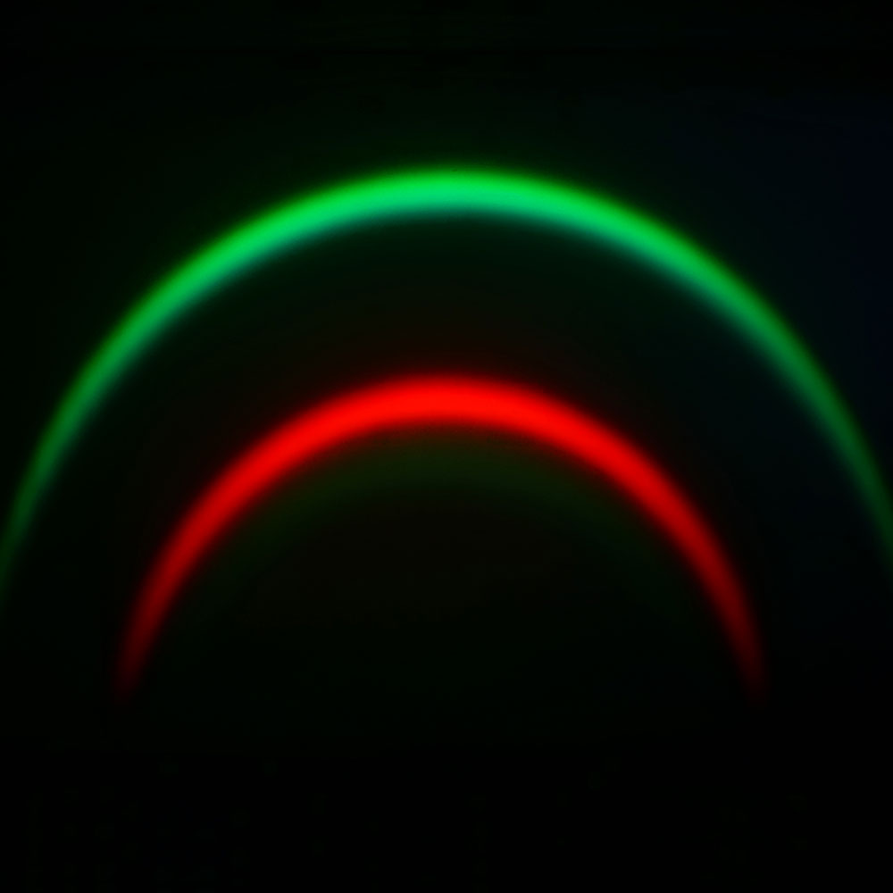 HOLOLIGHT DOUBLE-ARCH