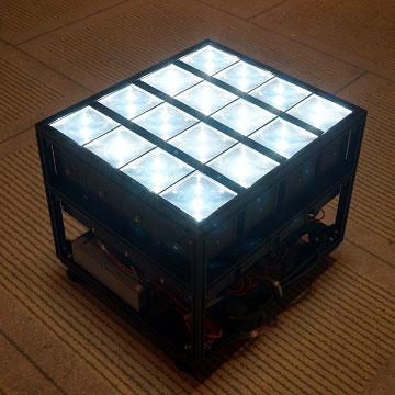 Pattern Forming LED Lighting: Dot Type