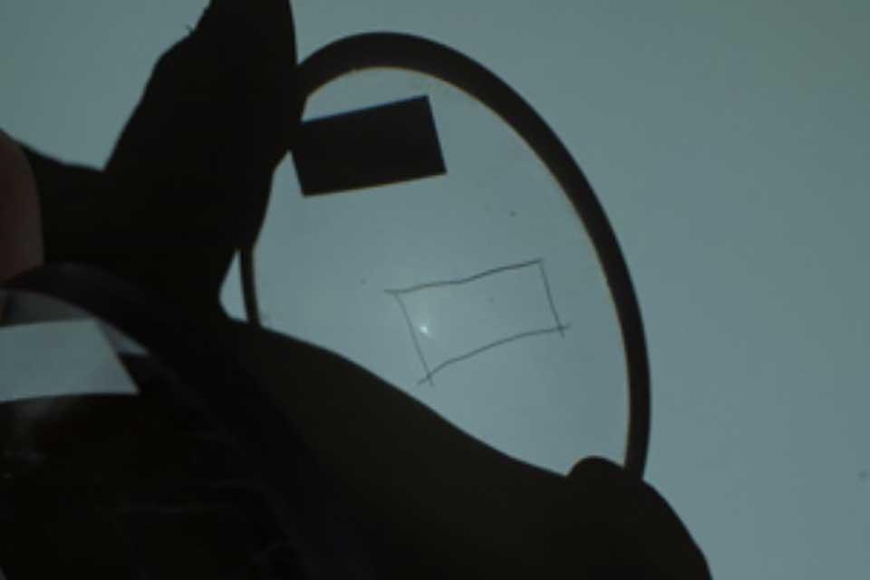 ガラス表面検査用