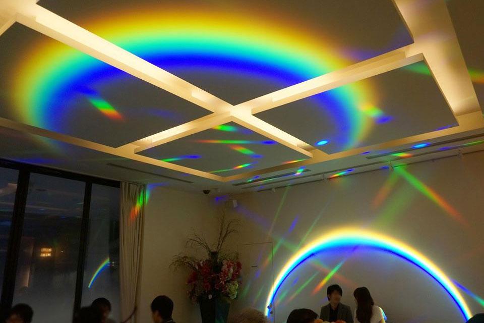結婚式・結婚披露宴照明