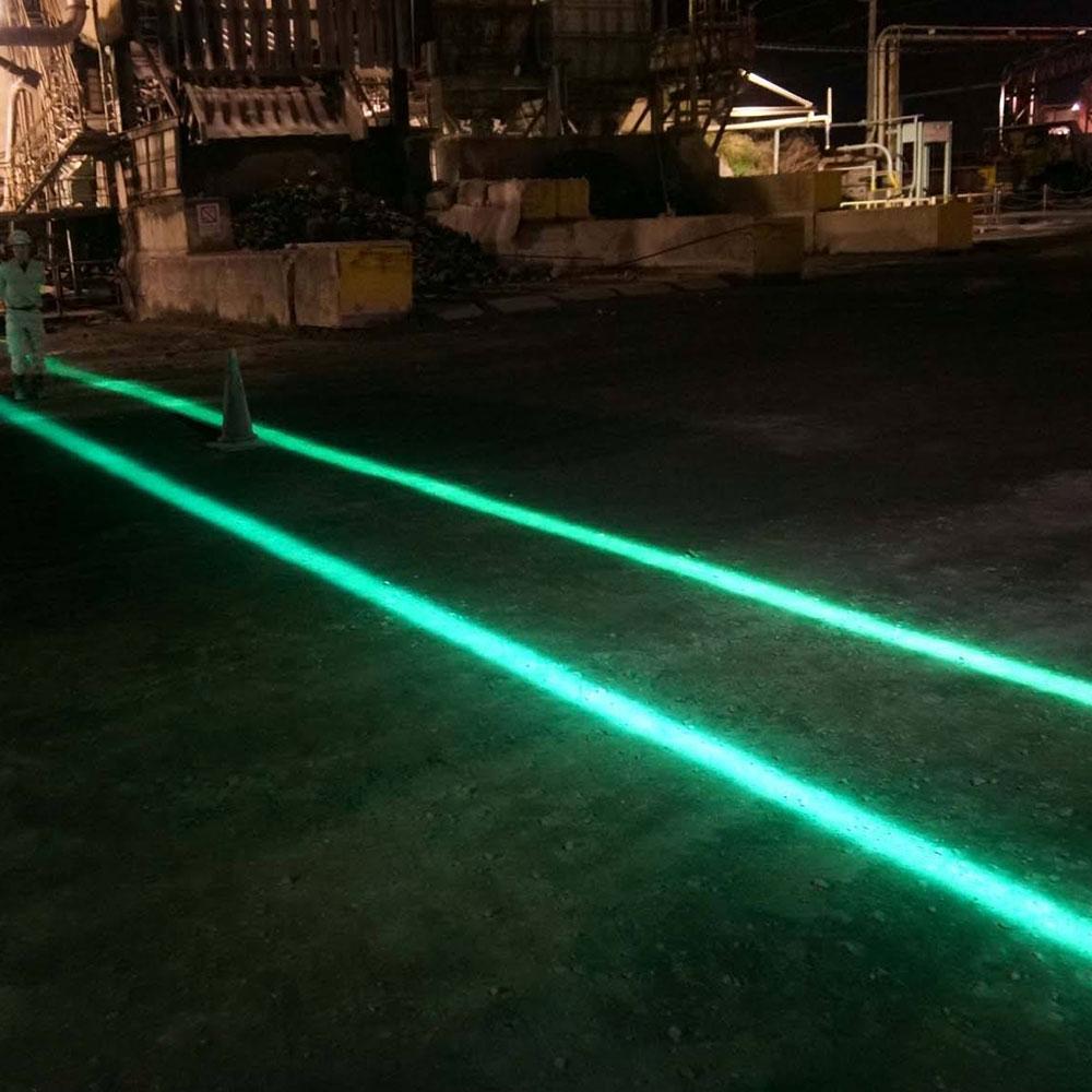 直線型 光パターン形成LED照明「ホロライト・ライン」シリーズ